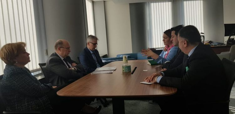 Illegal visits of some MEPs to Nagorno Garabagh protested in Brussels