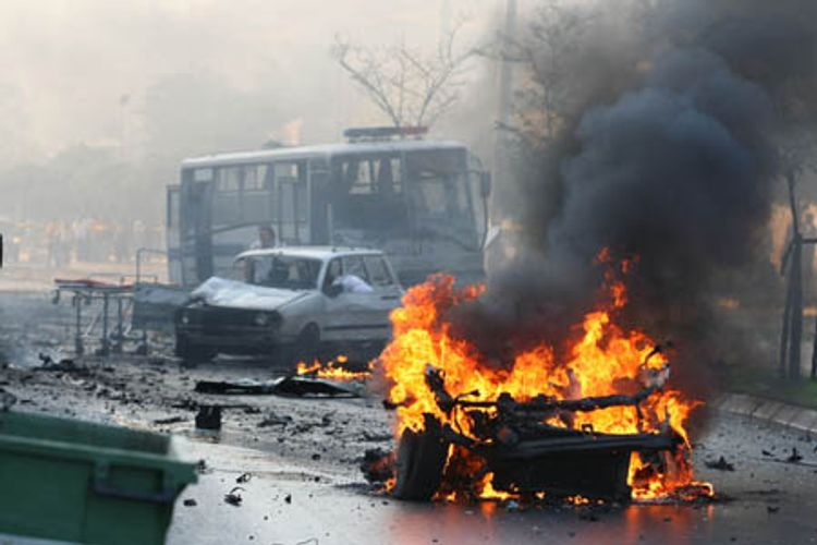 At least eight killed in a suspected militant attack in Kenya