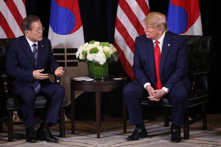 Trump, South Korea