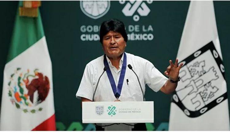 Экс-президент Боливии Эво Моралес вылетел на Кубу
