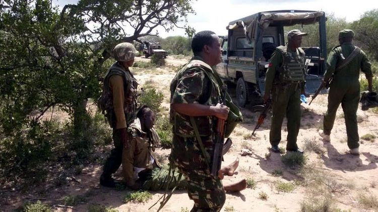 Kenya police officers among 10 killed in bus attack