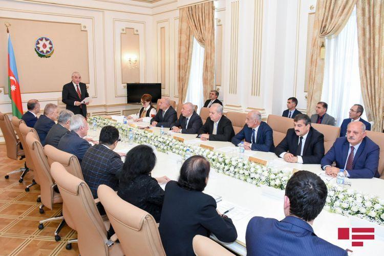 Azerbaijani CEC approves Calendar Plan on early elections to Milli Majlis