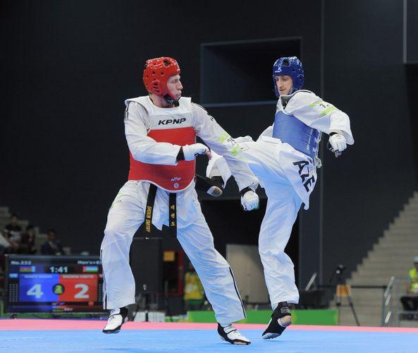 Azərbaycanın iki taekvondoçusu Qran-prinin final mərhələsində medal qazanıb