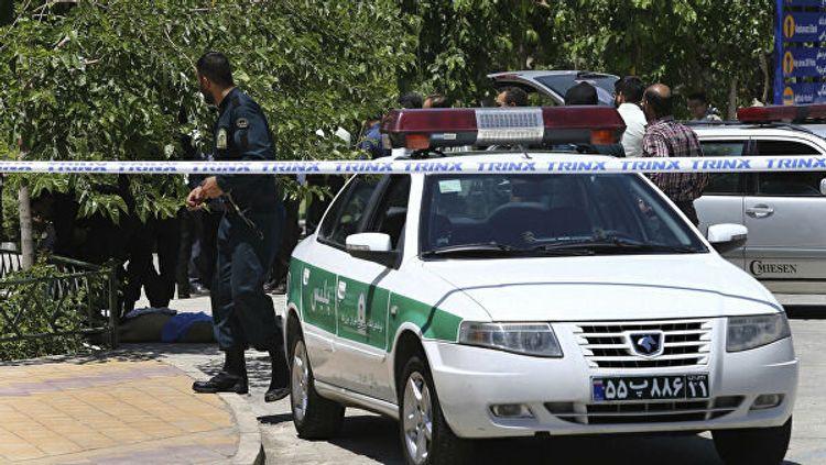 В Иране военнослужащий расстрелял трех полицейских
