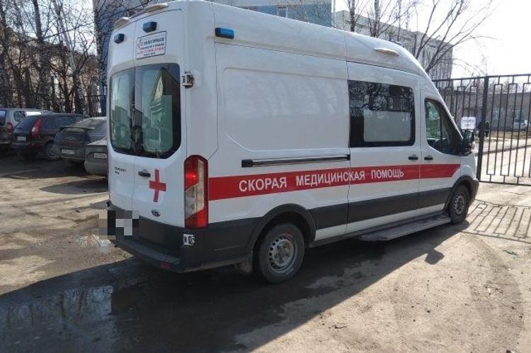 В Нижнем Новгороде десять детей госпитализировали после ДТП