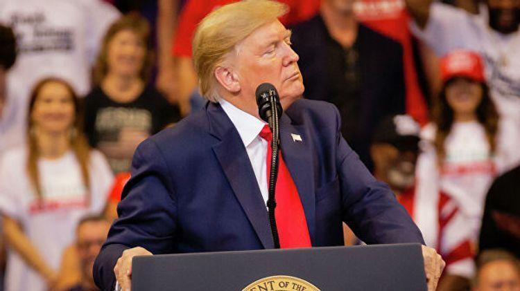 Трамп поблагодарил Иран за освобождение американского заключенного