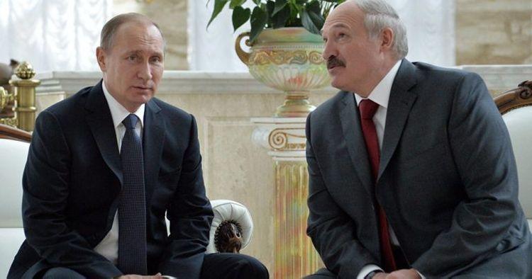 Переговоры между Путиным и Лукашенко продолжались более 5 часов