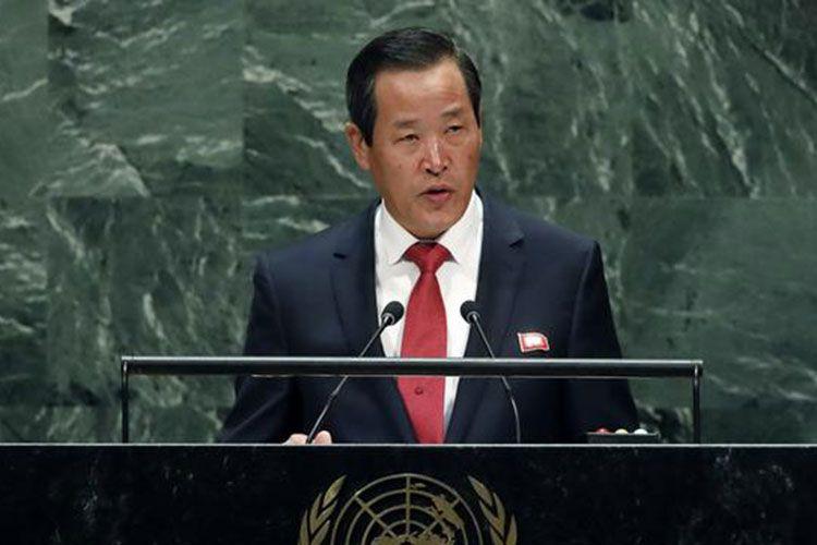 Şimali Koreya ABŞ-la nüvə silahı məsələsini müzakirə etməyəcək