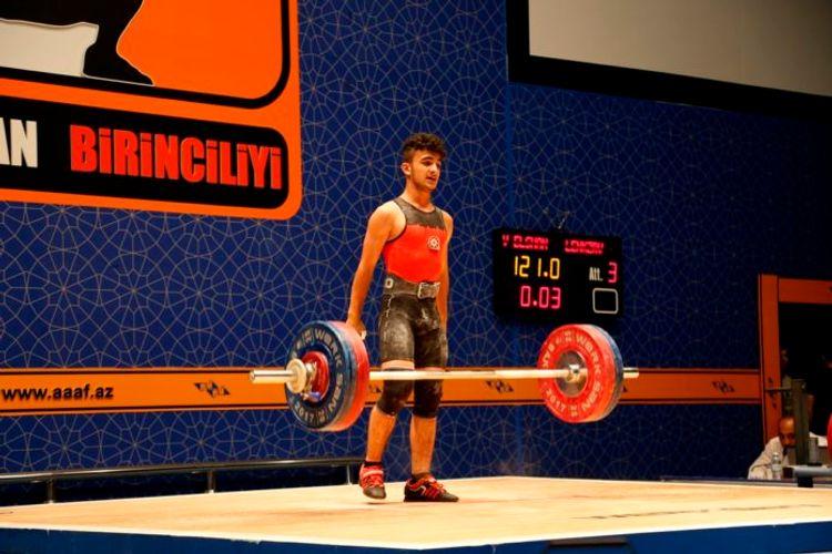 Azərbaycan ağırlıqqaldıranı  ikinci dəfə Avropa çempionu olub