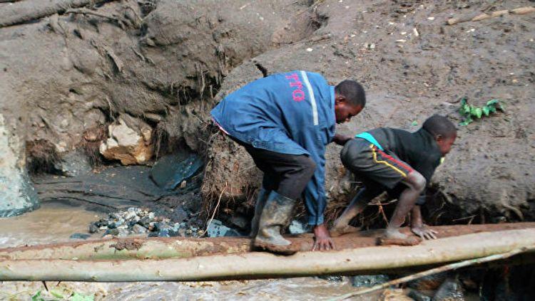 Число жертв наводнения на западе Уганды увеличилось до 22 человек