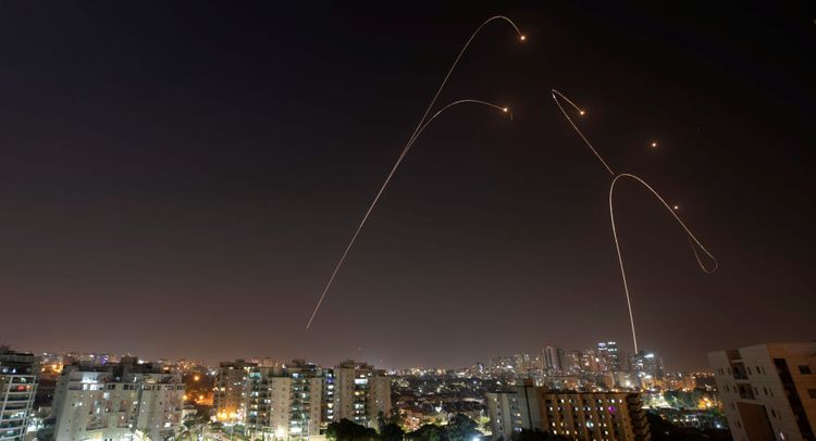 Netanyahu threatens possible operation in Gaza strip after rocket attacks on Israel