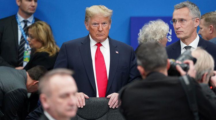 Трамп обвинил демократов в изменении правил импичмента
