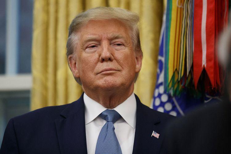 Tramp demokratları impiçment qaydalarını dəyişdirməkdə günahlandırıb