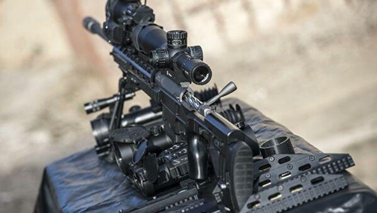 В РФ создадут дистанционно управляемую снайперскую винтовку