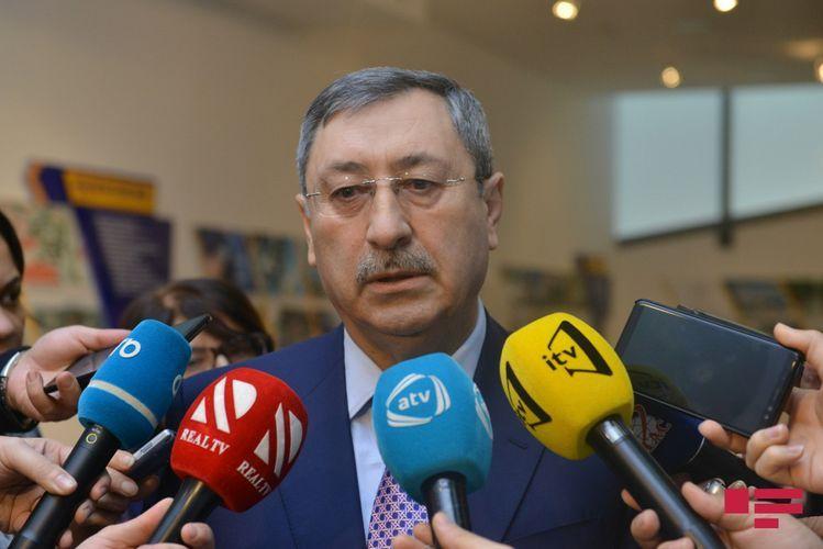 "Khalaf Khalafov: ""Some discrepancy exists between Azerbaijan and Georgia regarding border delimitation"""