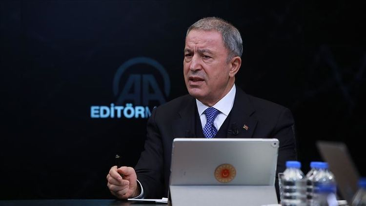 """Turkish Defense Minister: """"NATO stronger, more meaningful with Turkey"""""""