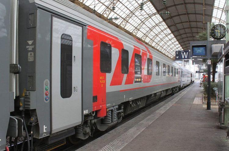 С 10 декабря запускается пассажирский поезд Новороссийск-Баку