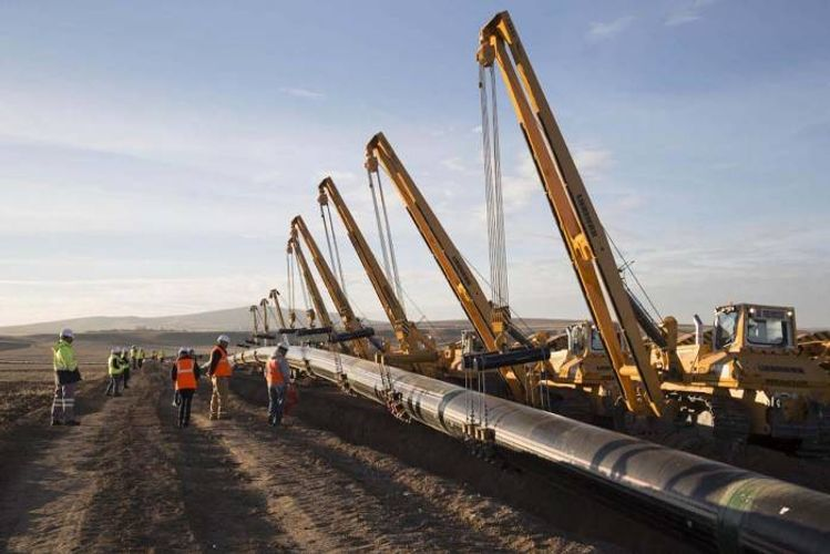 """TAP Consortium: """"Azerbaijani gas will be ready to be transported to Europe by October of next year"""""""