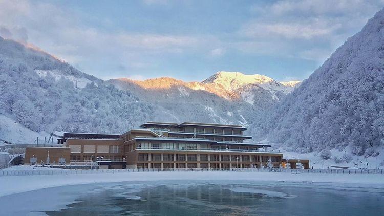 """""""Tufandag Mountain Resort"""" qış mövsümünə start verib - FOTO"""
