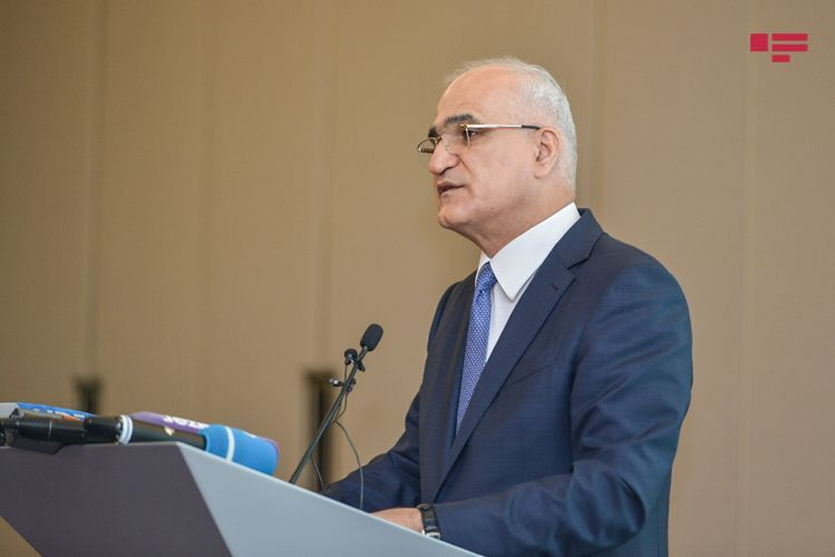Shahin Mustafayev: Volume of cargo transportations through North-South corridor increases by over 60% this year