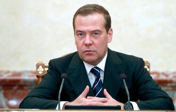Дмитрий Медведев назвал решение WADA продолжением антироссийской истерии
