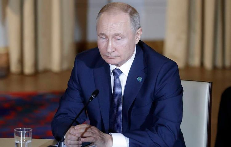 """Russian President: """"Gas prices for consumers in Ukraine may be 25% lower"""""""