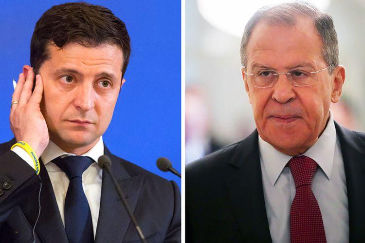 Стало известно, как Зеленский «сорвался» на Лаврова на саммите