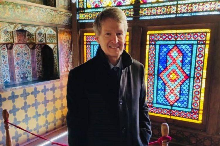Посол Великобритании совершил поездку в Шеки - ФОТО