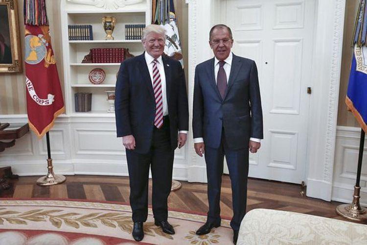 Трамп предостерег Лаврова от любого вмешательства России в выборы в США