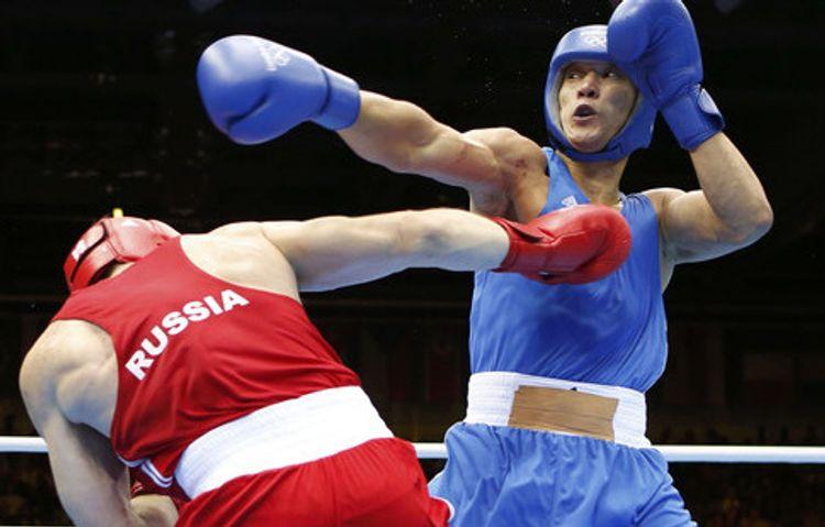 Rusiya boksçuları Olimpiadaya milli bayraqsız getməkdən imtina ediblər
