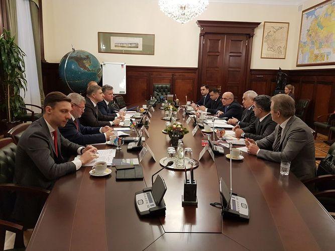Azərbaycan və Rusiyanın dəmir yolları sahəsində əməkdaşlığı genişləndirir