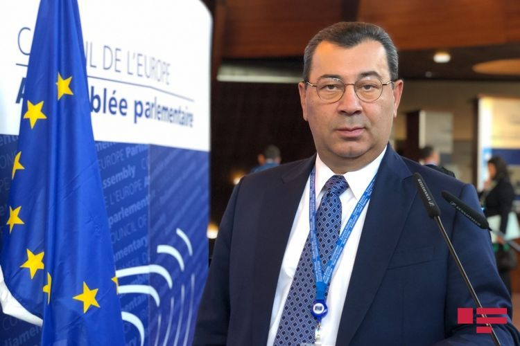 """Samad Seyidov: """"Attitude to political prisoner issue changed in report prepared at PACE on Azerbaijan"""""""