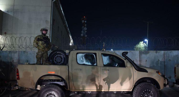 """Mark Esper: """"US considering troop reductions in Afghanistan"""""""