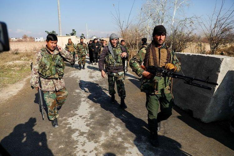 При атаке талибов на базу США в Афганистане погибли 2, ранены более 70 человек