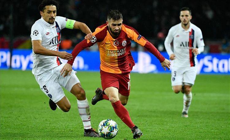 PSG end Galatasaray