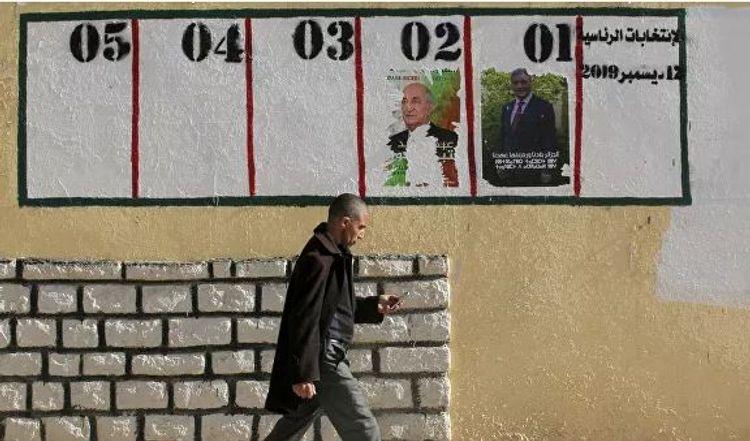 В Алжире проходят президентские выборы