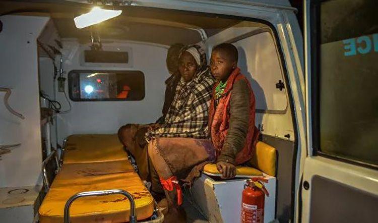 В Кении семь человек погибли в результате ДТП с автобусами