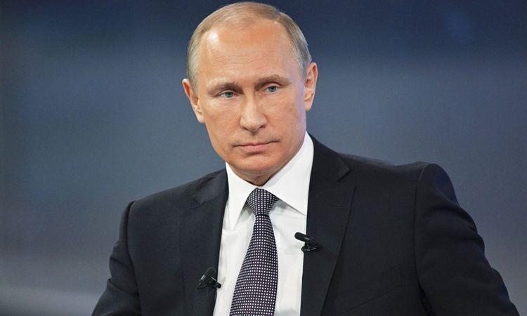 Путин присвоил генеральские звания 14 сотрудникам СК РФ