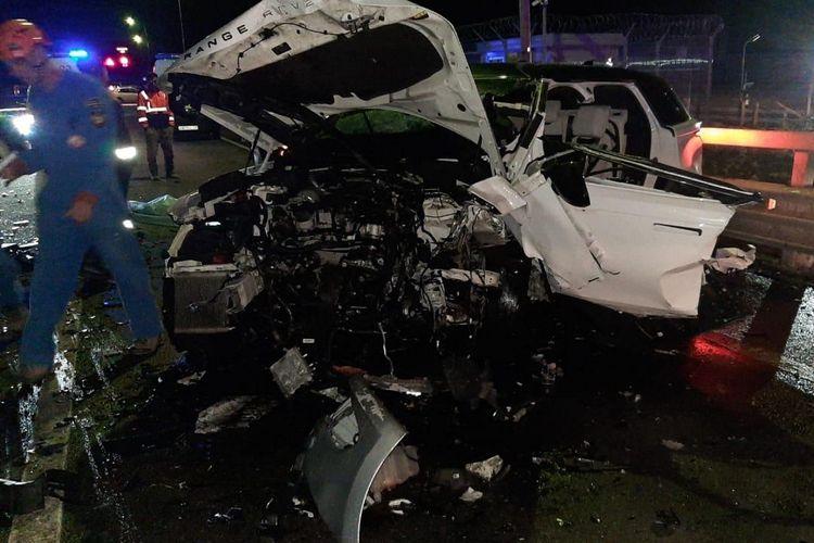 Rusiyada baş vermiş avtoqəzada 4 nəfər ölüb