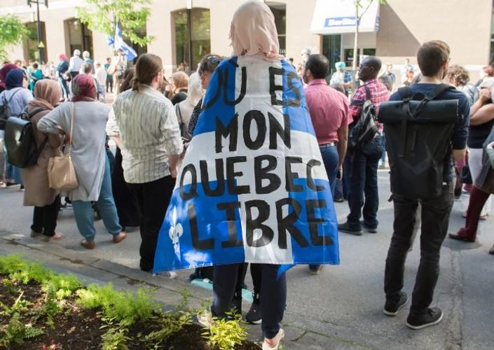 Quebec court refuses to suspend law banning religious symbols