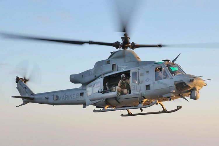 ABŞ Çexiya ilə 650 milyon dollar dəyərində 12 helikopterin tədarükü üçün müqavilə imzalayıb