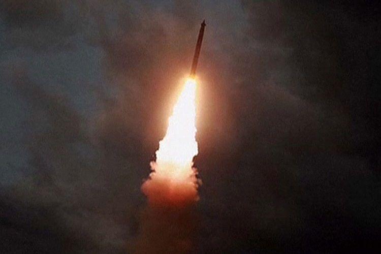 Pentaqon yerüstü ballistik raketini sınaqdan keçirib
