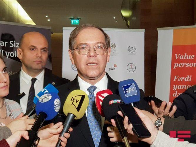 Посол США: Приветствую приглашение, направленное Азербайджаном ОБСЕ для наблюдения за выборами