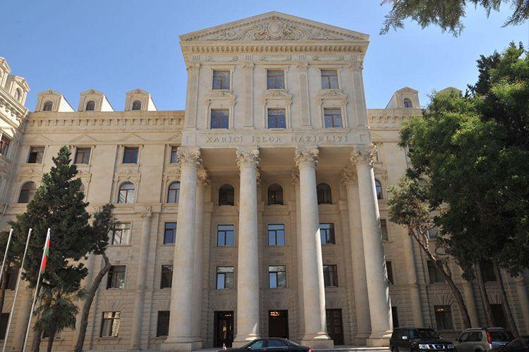 Азербайджан официально предоставил гуманитарную помощь Албании