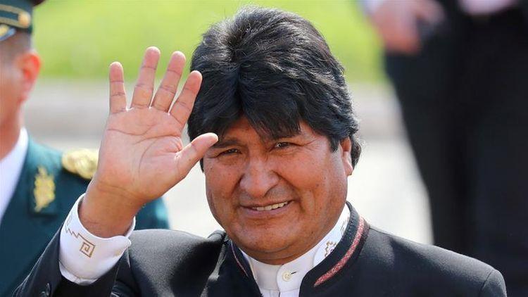 Argentina Evo Moralesə siyasi sığınacaq verib