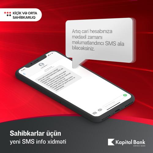 Kapital Bank предлагает новые услуги для предпринимателей и юридических лиц