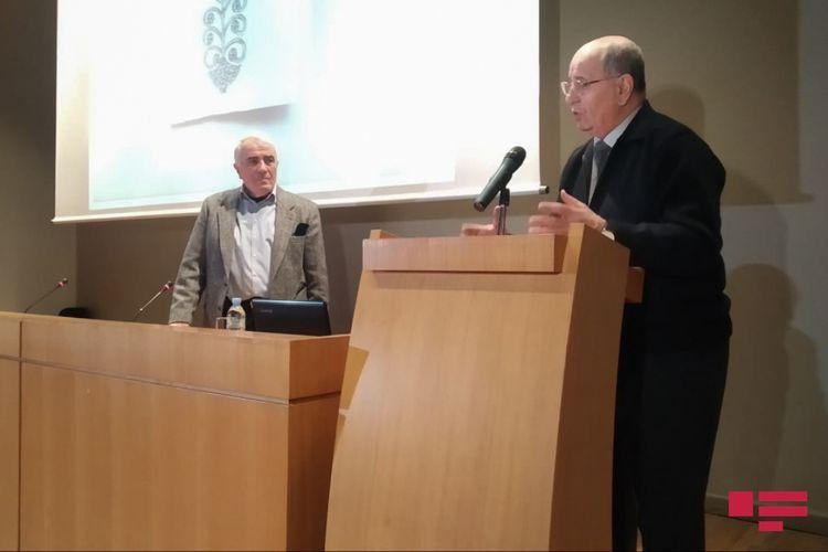 Georgian National Museum hosts presentation of