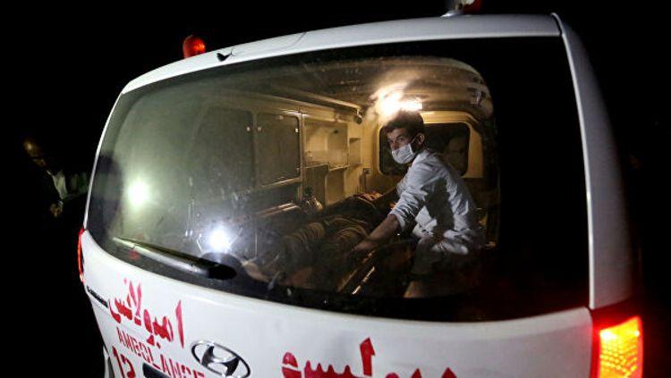 Əfqanıstanda mina partlayışında 10 nəfər ölüb