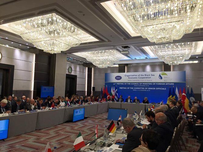 МИД: Проекты документов по экономическому сотрудничеству не были приняты в ОЧЭС из-за неконструктивного подхода Армении