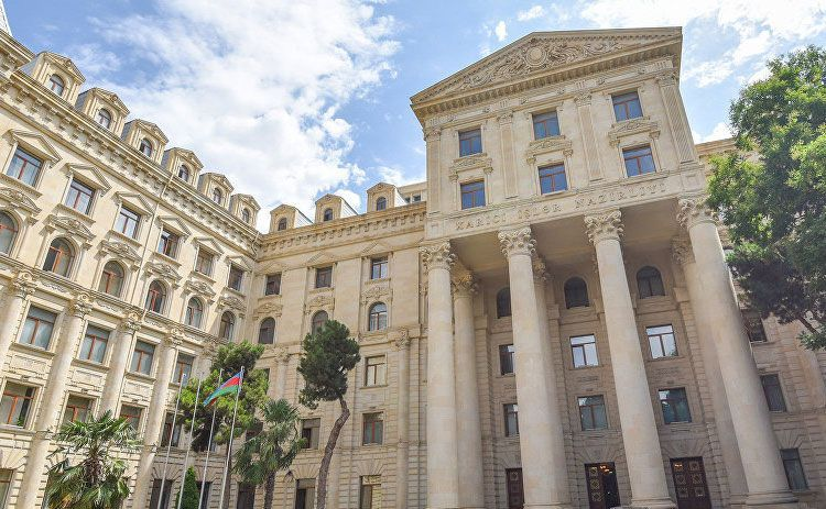 Foreign Ministry: We consider resolution recognizing so-called Armenian genocide by US Senate as biased and without any legal basis